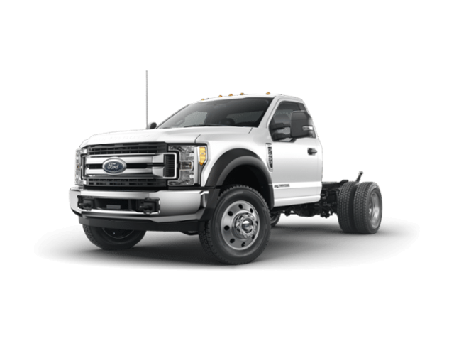 2019 Ford F-450 Chassis F-450 XLT Commercial-truck